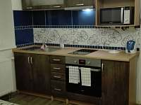 apartmán Kuba- obytná kuchyň