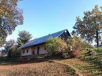 Levné ubytování  Lázně Bělohrad - rybník Pardoubek Chalupa k pronajmutí - Roztoky u Jilemnice