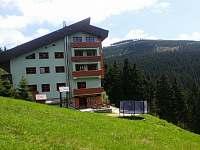 Apartmány Cihlářka - ubytování Černý Důl