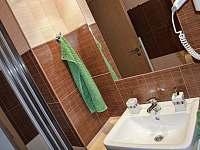 Koupelna 309 - apartmán k pronajmutí Černý Důl