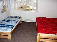Aparmán 1 - Ložnice - chalupa ubytování Jablonec nad Jizerou