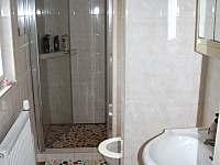Apartmán 2 - Koupelna - chalupa k pronájmu Jablonec nad Jizerou