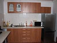Apartmán 2 - Kuchyň - pronájem chalupy Jablonec nad Jizerou