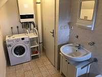 Koupelna v 1. patře - Čistá v Krkonoších