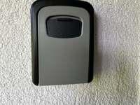 Bezpčnostní schránka na klíč - Černý Důl - Čistá v Krkonoších