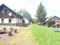 ubytování Dolní Lysečiny na chalupě k pronájmu