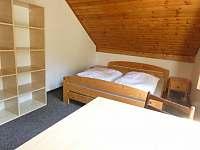 Pokoj 2 (4-lůžkový)_2 - pronájem chalupy Žacléř