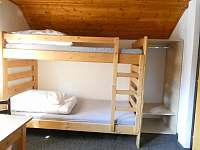 Pokoj 2 (4-lůžkový) - Žacléř