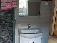 Apartmán Sojka - koupelna - k pronajmutí Velká Úpa
