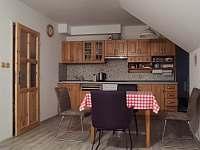 Apartmán Sojka - kuchyně - ubytování Velká Úpa