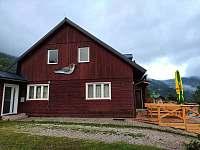 ubytování Ski areál Košťálka Apartmán na horách - Velká Úpa