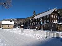 Pec pod Sněžkou Vánoce 2021 ubytování
