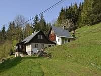 Chalupa ubytování v obci Čikvásky