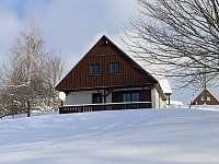 Chata k pronajmutí - zimní dovolená Černý Důl - Čistá