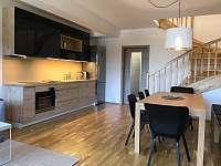 Obývací pokoj - apartmán k pronajmutí Černý Důl