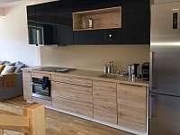 Obývací pokoj - apartmán ubytování Černý Důl
