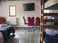 #2 Apartmán pro 4 - chata k pronájmu Vítkovice v Krkonoších