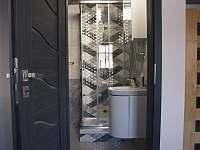 #2 Apartmán pro 4 - koupelna - chata k pronájmu Vítkovice v Krkonoších