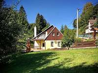 Špindlerův Mlýn ubytování 8 lidí  pronájem