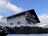 Penzion na horách - okolí Rejdic