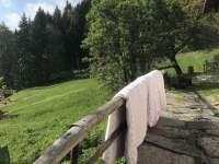 Ruzne - interier a okoli - chalupa ubytování Strážné