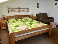 Pokoj 1 - ubytování Roztoky u Jilemnice
