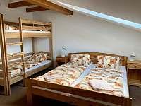 Pokoj 2 - ubytování Roztoky u Jilemnice
