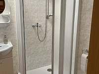 Pokoj 2 - koupelna - Roztoky u Jilemnice