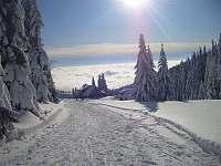 Chata k pronájmu - zimní dovolená Janské Lázně