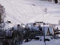 Sjezdovka ve Ski areálu Family - apartmán k pronájmu Dolní Dvůr