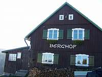 Berghof Pec pod Sněžkou - chata k pronajmutí
