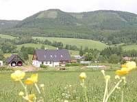 Vraní hory za domem - Bernartice