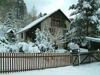 Celkový pohled v zimě