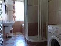 Apartmán 2 - koupelna - Benecko