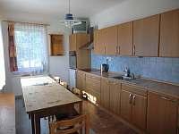 Apartmán 2 - kuchyně - Benecko