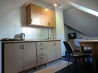Apartmán 3 - kuchyně - Benecko