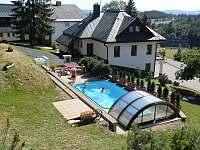 Apartmán na horách - dovolená Rybník U Mlejna rekreace Benecko