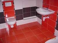 Koupelna RENATA - chalupa k pronájmu Benecko