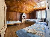 pokoj 3 - chata ubytování Janské Lázně