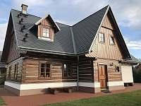 Ubytování v roubence ve Vrchlabí - chalupa ubytování Vrchlabí - Podhůří
