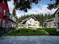 ubytování Lyžařský areál U Čápa - Příchovice v apartmánu na horách - Harrachov