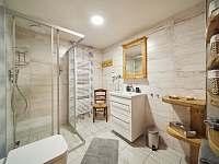 Apartmán Jupiter koupelna - Pec pod Sněžkou - Velká Úpa