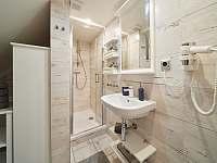 Pokoj Mars koupelna - chata k pronájmu Pec pod Sněžkou - Velká Úpa