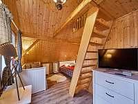 Pokoj Saturn - chata k pronájmu Pec pod Sněžkou - Velká Úpa