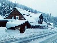ubytování Zadní Mostek na chatě