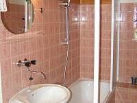 Koupelna - sprchový kout - Prkenný Důl