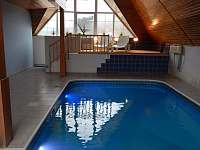 bazén - chalupa k pronajmutí Horní Malá Úpa