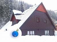 Chalupa k pronajmutí - zimní dovolená Černý Důl