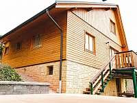 ubytování Volanov na chatě