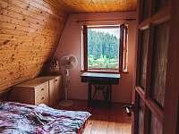 Malá ložnice - chata k pronájmu Oblanov - Dolce